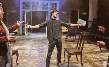 Ahad Raza Mir's production for 'Hamlet' postponed due to Covid-19