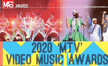 2020 'MTV' Video Music Awards