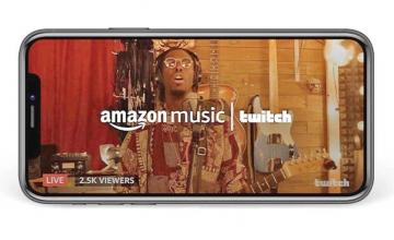 Amazon Music partners with Twitch, fans can now engage with artists via live streams