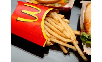 McDonald's show riht way to eat ketchup and fries – and we've all been doing it wrong