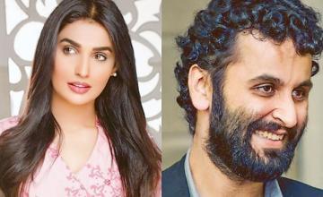 Amna Ilyas and Dawar Mehmood address wedding rumours