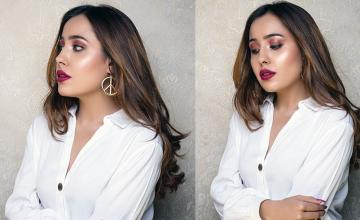 Get the look with @makeupbyhimaraza
