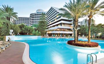 HOTEL RIXOS DOWNTOWN ANTALYA, TURKEY