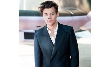 Harry Styles is joining Olivia Wilde's new thriller movie