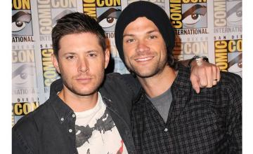 Jensen Ackles and Jared Padalecki said goodbye to 'Supernatural' on their last day of filming