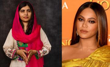 Malala and Beyonce came together for a UN film citing global issues