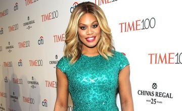 Laverne Cox is on a mission of paving the way for other transgender actors