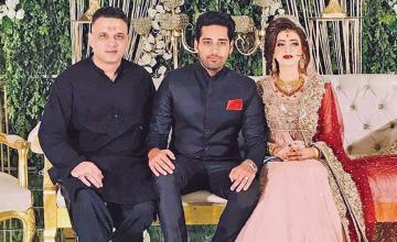 Humayun Saeed's brother Salman Saeed ties the knot