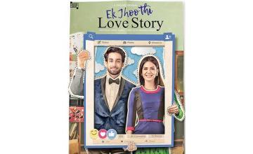 Mehreen Jabbar's web series Ek Jhooti Love Story is all set to premier on Zee5