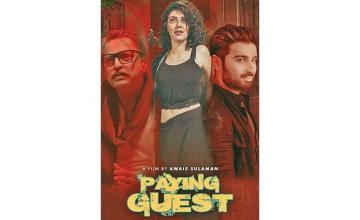 Muneeb Butt and Saifee Hasan short film Paying Guest is all set to stream