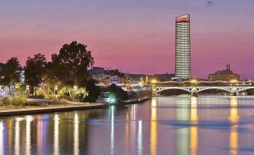 HOTEL EUROSTARS TORRE SEVILLA  SEVILLE, SPAIN
