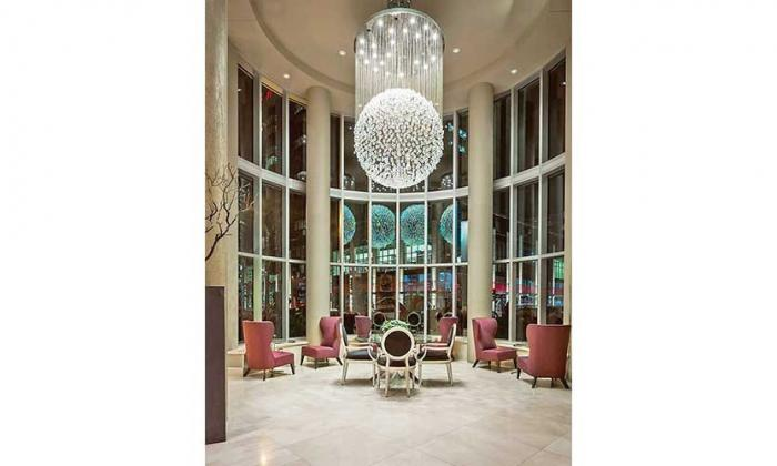 HOTEL LE CRYSTAL MONTREAL, CANADA