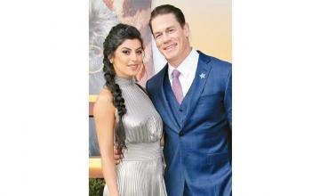 John Cena is a married man now, marries girlfriend Shay Shariatzadeh