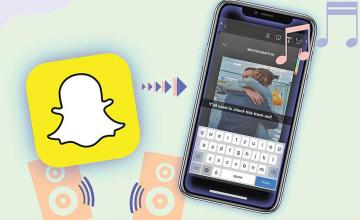 Snapchat finally lets all iOS users put music in their snaps