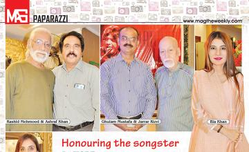 Honouring the songster