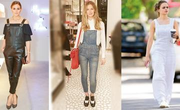 The grownup GUIDE to wearing dungarees