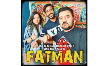 Ahmed Ali Butt is all set to play his first lead role in the upcoming movie Fatman