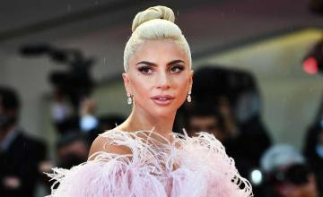 Lady Gaga brings back her infamous meat dress to create awareness about voting