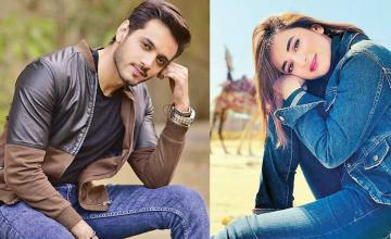 Yumna Zaidi and Wahaj Ali came together for 'Dil Na Umeed Tou Nahi'
