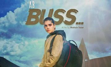 Sanam Saeed's powerful short film, Ab Buss, is something you need to watch right away