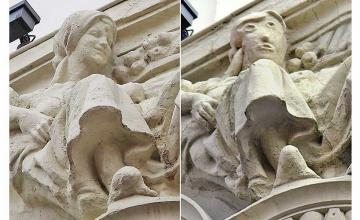 Spanish statue draws 'Potato Head' comparisons after failed restoration