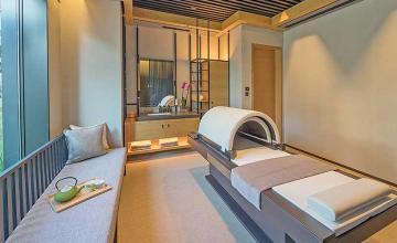 Qua Spa, At Caesars Resort