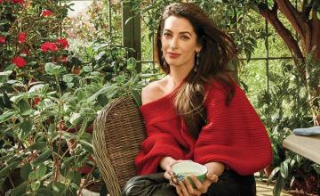 Amal Clooney jokes about her and Meryl Streep both been married to George Clooney