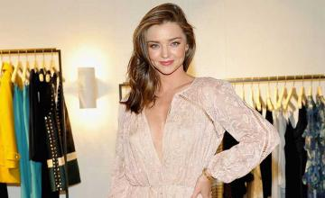 Miranda Kerr wished love and luck to Katy Perry and Orlando Bloom