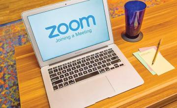 Zoom adds tools to let you block, report people disrupting your meetings
