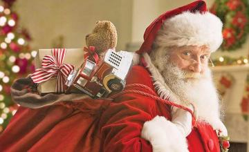 DR ANTHONY FAUCI REVEALS SANTA CLAUS HAS 'INNATE IMMUNITY' FROM COVID-19