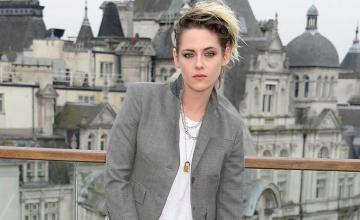 Kristen Stewart says she feels 'protective' of Princess Diana