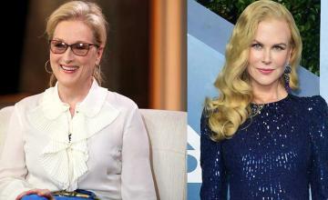 Meryl Streep and Nicole Kidman reunite for The Prom