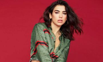 Dua Lipa tears up after finding out about her Grammy nominations