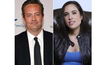 Friends Star Matthew Perry is finally engaged to his girlfriend Molly Hurwitz