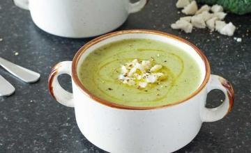 Broccoli & Stilton Soup