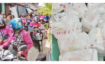 7-year-old girl orders chicken fillet on FoodPanda, 42 riders deliver same order after app glitches