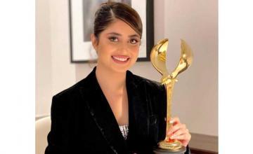 Sajal Aly wins International Icon award at DIAFA