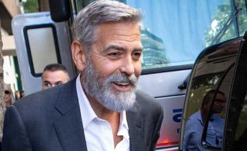 George Clooney was hospitalised after weight loss for 'The Midnight Sky'