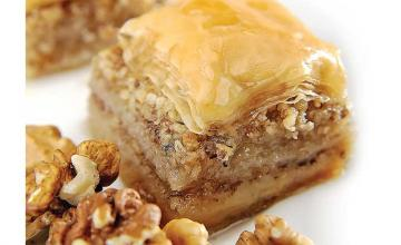 Baklava – A Middle Eastern pastry delight