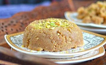 Bohra Flour Halwa