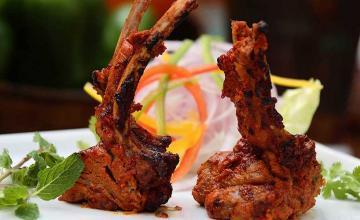 Mutton Burrah Kebab