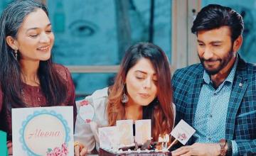 Samiya Mumtaz and Aijaz Aslam starrer 'Agay Barho' is a tale of a dysfunctional family