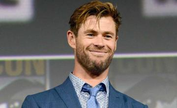 Chris Hemsworth shares sweet tribute to wife Elsa Pataky on 10th wedding anniversary