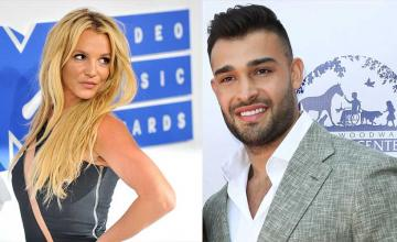 Britney Spears' love interest Sam Asghari tested positive for coronavirus