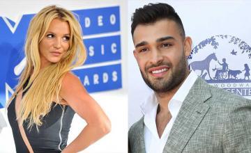 Britney Spears' love interest Sam Asghari tested positive for coronavirus