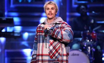 Justin Bieber cover up his tattoos for his new music video 'Anyone'