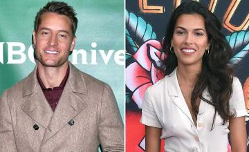It's Instagram official for Justin Hartley and Sofia Pernas