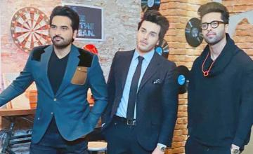 Actor Ahsan Khan is all set to come up with a new talk show
