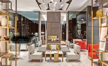 HOTEL FAIRMONT QUASAR ISTANBUL, TURKEY