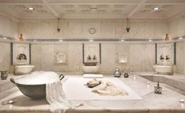 THE SANITAS SPA, AT CIRAGAN PALACE KEMPINSKI HOTEL